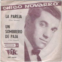 Chico Novarro Simple Vinilo Argentina