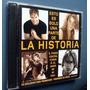 Ricky Martin - La Historia - Cd Single Promo