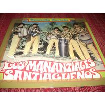 Disco De Los Manantiales Santiagueños - Guaracha Norteña