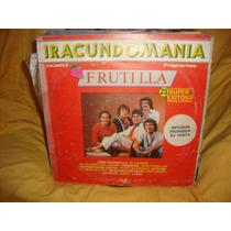 Manoenpez Vinilo Los Iracundo Frutillas Volumen 2 P3