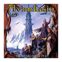 Avantasia: The Metal Opera Part Ii (edicion Nacional)