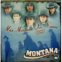 Montana-cd Difusion-mas Montana Que Nunca