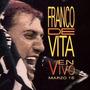 Franco De Vita - En Vivo - Marzo 16 - Cd - Importado!!!