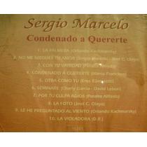 Sergio Marcelo-cumbia-cd Difusion