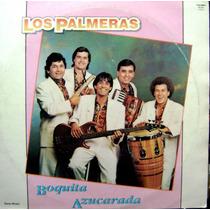 Los Palmeras-cumbia Santafesina-vinilo-boquita Azucarada