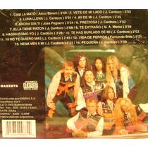 Los Chakales-casi La Mato-vete De Mi Lado-cd Difusion