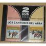 Los Cantores Del Alba 2 Albumes En 1 Cd Nuevo Sellado