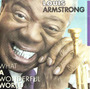 Cd Louis Armstrong What A Wonderfull World Germany