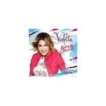 Cd Violetta Gira Mi Canción