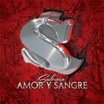 Sabroso Amor Y Sangre 100% Original