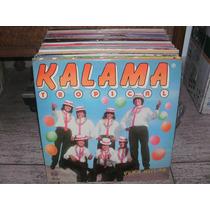 Kalama Tropical Ven A Bailar Lp Vinilo Cumbia 1991 Nuevo