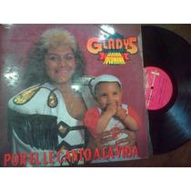 Gladys La Bomba Tucumana Vinilo Cumbia(canto) Dialogomusical