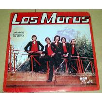 Los Moros - Los Moros Vinilo Argentino Promo