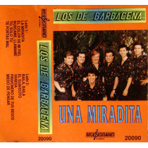 Cumbia Santafesina-los De Barbacena-cassette-una Miradita