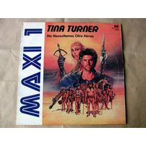 Vinilo Tina Turner No Necesitamos Otro Heroe