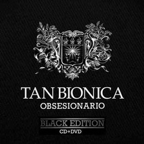 Tan Bionica Obsesionario Black Edition Cd+dvd