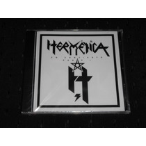 Hermetica En Concierto Partes 1 Y 2 Cd Original Discos Iorio