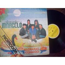 Armando Marcelo Lp Vinilo Cumbia(llorara)dialogomusical