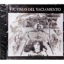 Hermetica - Victimas Del Vaciamiento - Cd Nuevo, Iorio