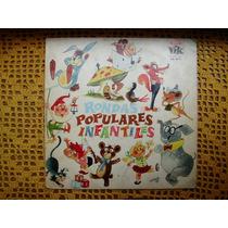 Rondas Populares Infantiles - Lp De Vinilo
