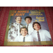 Disco De Los Manes De Jujuy - Sabor A Miel