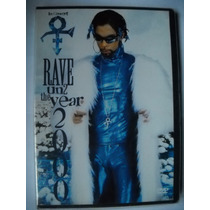 Prince In Concert Rave Un2 The Year 2000 Dvd +prince
