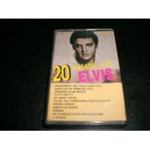 Elvis Presley-20 Grandes Exitos