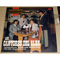 Los Cantores Del Alba Serie Grandioso Lp Argentino