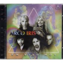 Arco Iris - En Vivo Hoy - Cd -nuevo Cerrado