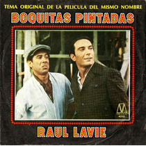 Boquitas Pintadas - Raul Lavie - Simple Con Tapa