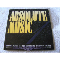 Absolute Music Vol. 1 Lp Eu Vinilo Doble Igual Excelente+++