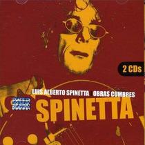 Spinetta Un Mañana ( 2 Cd )