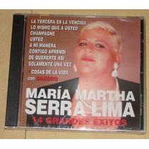 Maria Martha Serra Lima 14 Grandes Exitos