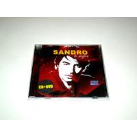 Cd Sandro - Lo Mejor +dvd