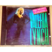Valeria Lynch Mis Mejores Canciones Cd Canadiense