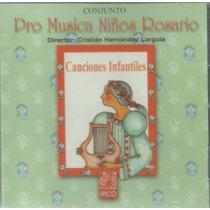 Conjunto Pro Música De Rosario - Canciones Infantiles