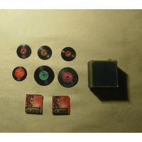 Ideal Coleccionistas Lote De 6 Mini Discos Fravega