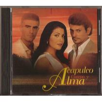 Acapulco Cuerpo Y Alma Cd Patricia Manterola Cd Nuevo Melody