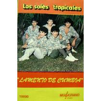 Cumbia Santafesina-los Soles Tropicales-cassette Musigrand