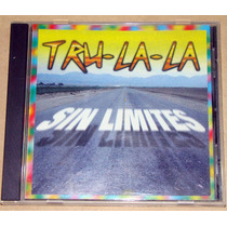 Tru La La Sin Limites Cd Argentino Promo