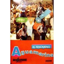 Cumbia Santafesina-aguamarina-cassette Musigrand