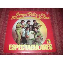 Disco De Jorge Veliz Y Los Santiagueños De Oro