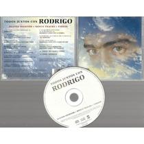 Todos Juntos Con Rodrigo -valeria Lynch.sebastian,cd Nuevo