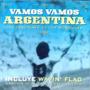 Vamos Argentina Las Canciones De Los Mundiales. Cd Sin Abrir