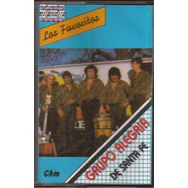 Grupo Alegria De Santa Fe Lote De 2 Cassettes Cumbia Retro