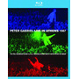 Peter Gabriel Live In Athens 1987 Play Videos Bluray Genesis