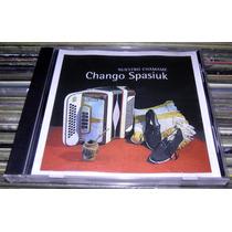 Chango Spasiuk Serie Nuestro Chamamé Cd