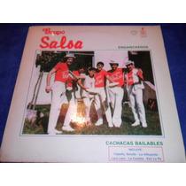 Grupo Salsa Enganchados Cachacas (sonora Dinamita) Impecable