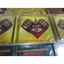 Resistencia Suburbana Resistencia+iva Cd Nuevo Sellado