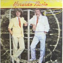 Heraldo Bosio Siempre Primero Con Danielito 1987 Lp Vinilo